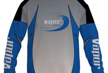 Vapor Sweats / Vapor's sweats are famous because they wick- away moisture and provide ultimate softness and comfort. Decorate these for booster clubs, or with company logos for a thoughtful holiday gift to employees. http://vaporapparel.com/sweats.html