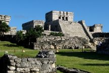 The Ruins / The Tulum ruins are the only Mayan ruins located on the Caribbean coast but not the only ones near Tulum!!