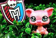 LITTLEST PET SHOP✤LPS✤ / by HDFloral