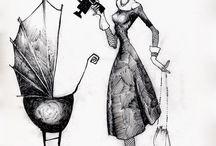 Sevdigim Cizerler - Favorite Illustrators / Sevdigim Cizerler - Favorite Illustrators