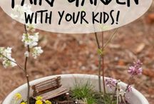 kid friendly gardening
