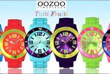 ΟΟΖΟΟ Timepieces Tutti Frutti!!!!
