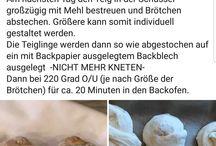 Brot/Brötchen-Rezepte