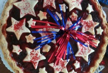 Fourth of July & Patriotic Days / Patriotic entertaining at it's best~