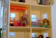 American girl houses