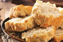 Biscuits and Bread Sticks