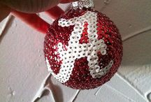 Crimson Tide Holiday Spirit / Crimson Tide Holiday Spirit / Merry Christmas - Fun Pictures, Ideas, Ornaments and other fun Products / Merchandise