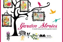 """Garden Stories / """"Garden Stories"""" is a week long social media event for garden lovers. The campaign will explore the fascinating world of gardening, from the rise of agriculture to the home garden and the mail order gardening phenomenon. This board features images from the over 13,000 seed and nursery catalogs in BHL. Follow #BHLinbloom on Twitter and Facebook for more information. / by BHL"""