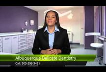 Albuquerque Family Dentist, 505-293-3451, Dentist Albuquerque / Albuquerque Delicate Dentistry 5 Star Review from a patient, Albuquerque Family Dentist,  Learn more at:  http://www.abqdd.net/ or by calling 505-293-3451.  In this video, another Albuquerque Delicate Dentistry patient describes their experience with this leading Albuquerque Dental office.  Practice specialties include cosmetic dentistry, dental implants, reconstructive dentistry, crowns, bridges, night guards, gum treatment, veneers.  Accepting new patients.