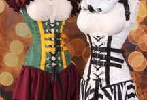 Geeky Corsetry