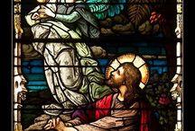 God made of glass