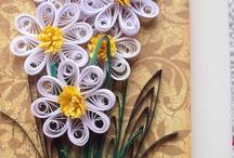 papír dekoráció, képek