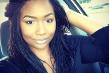 Rocking my chemo style / by Shanice Jordan