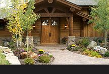 Landscaping your Cabin