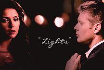 Dean and Elena  kath