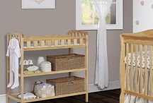 Baby: Wooden dresser / changing table options