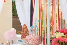 Sprinkles Party theme