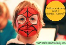 Traditions in Germany: Fasching