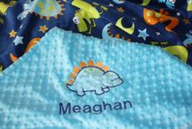 Etsy - Personalized Blankets
