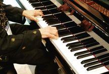 People Playing Shigeru Kawai Pianos