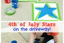 4th of July Activities! / Fun activities for all ages!