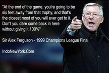 Sir Alex Ferguson - simply the greatest