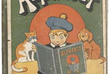 Enfants lecteurs / Vues numérisées de nos collections patrimoniales dans Gallica représentant des enfants lecteurs