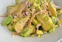 Salaatit & lisukkeet