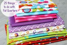 fat quarter projects