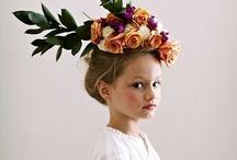 photos flowers portrait