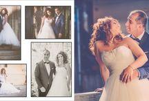 Wedding sample book II / Wedding photography