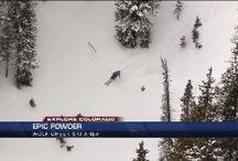 Wolf Creek Videos / by Wolf Creek Ski Area