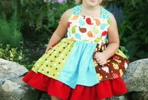 kids clothes / patterns, pictures, tips