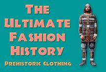 historie odívání