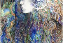 Magic Paint and Color (Магия Красок и Цвета) / Яркие краски - яркие эмоции.