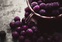 Marsala/ Burgundy and Plum