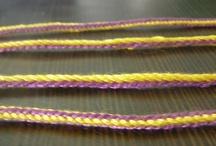 Fingerloop braiding