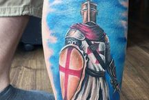knight tattoos