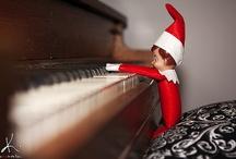Elf on the Shelf / by Tiffany Raab Quisno