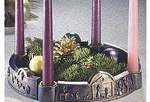 Advent Wreaths, Candles, Calendars & Books