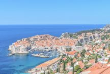 Travel | Croatia / A collection of travel inspiration and tips to plan a holiday to Croatia.