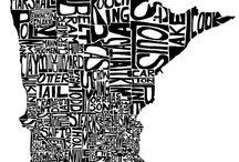 Minnesota love. / by Tricia Larson