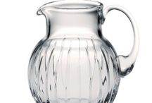 Pitcher Perfect / Beautiful pitchers that are timeless and elegant with fabulous drink ideas to fill them with.