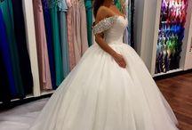 Wedding Inspiration / Bruidsjurken, accessoires.