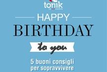Come sopravvivere al giorno del tuo compleanno! / Auguri speciali per il nostro amico Federico... ma buoni consigli per tutti!