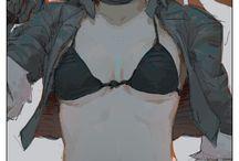 Rysunek anime