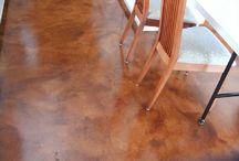 DIY Floors / by Candi Evans