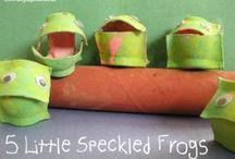Nursery Rhymes crafts