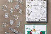 SU Christmas Pines/Pretty Pines. Holiday catalogus 2016