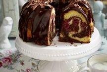 Süßes, Kuchen ua